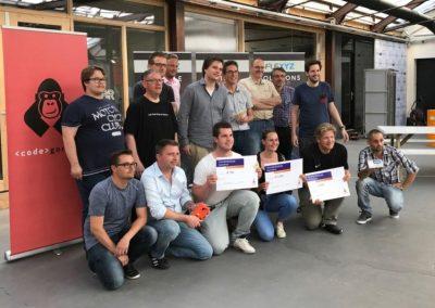 Smartparcs Harderwijk – IoT