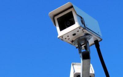 Update installatie camera's bedrijventerreinen Lorentz I/II/III en havens
