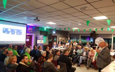 Grootste politieke debat van Harderwijk een succes!