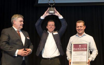 Geslaagde nieuwjaarsreceptie en uitreiking Linnaeusprijs 2018
