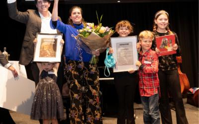 AIC wint Linnaeusonderscheiding 2019