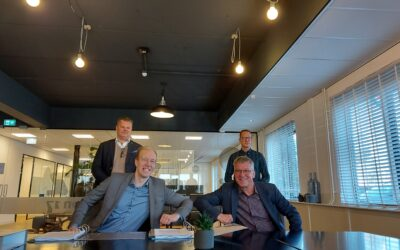 Securitas en BKH/SPM ondertekenen contract integrale camerabewaking