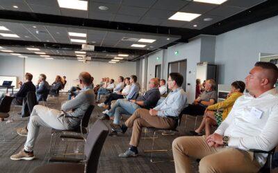 Aandacht voor Lelystad Airport tijdens ALV van de Bedrijvenkring Harderwijk